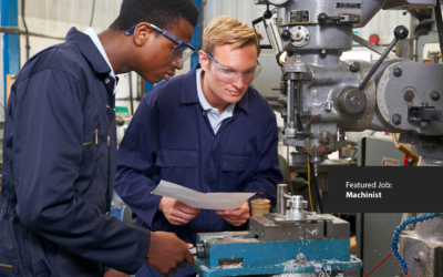 Interested in becoming a machinist?