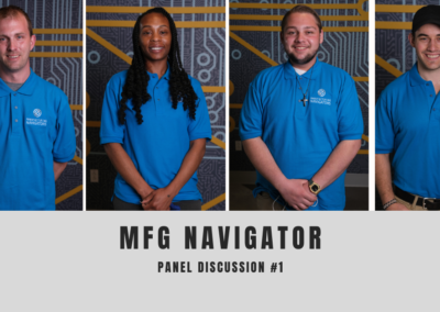 Manufacturing Navigators Panel #1