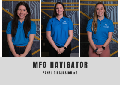 Manufacturing Navigators Panel #2